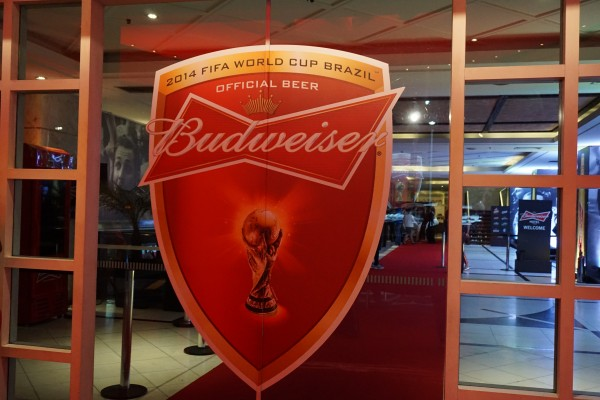 DSC00640 600x400 Travels in Brazil: Attending the FIFA Interactive World Cup at The Budweiser Hotel