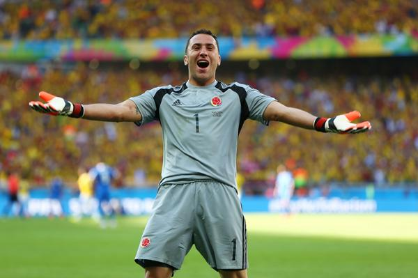 Arsenal Sign Colombian Goalkeeper David Ospina for £3million