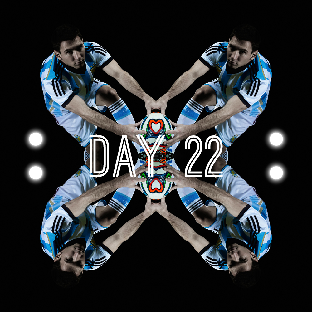 Day 22 – Summit (Brazil 2014 World Cup Show)