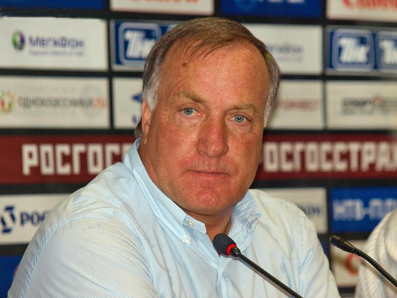 Is Dick Advocaat The Right Man To Rejuvenate Serbia?