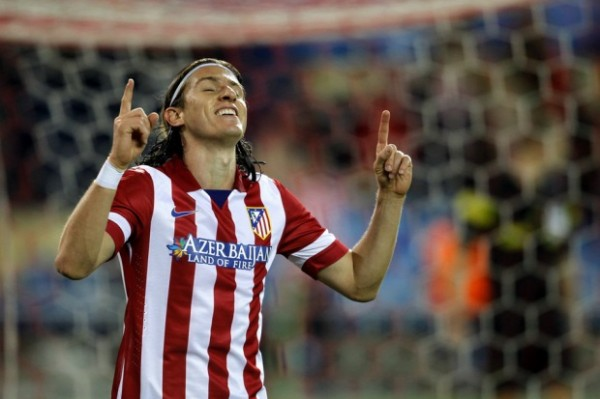 Filipe Luis 600x399 Atletico Madrid Have Agreed To Send Filipe Luis To Chelsea