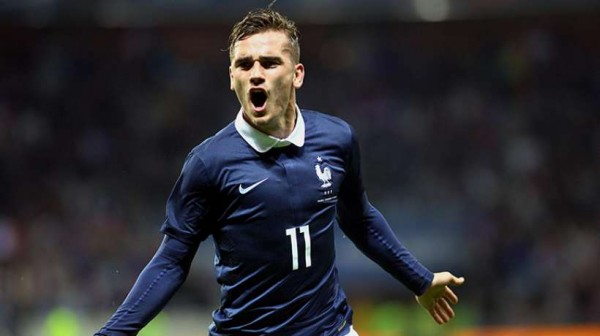 Antoine Griezmann Finalizes His Move To Atletico Madrid - World Soccer ...