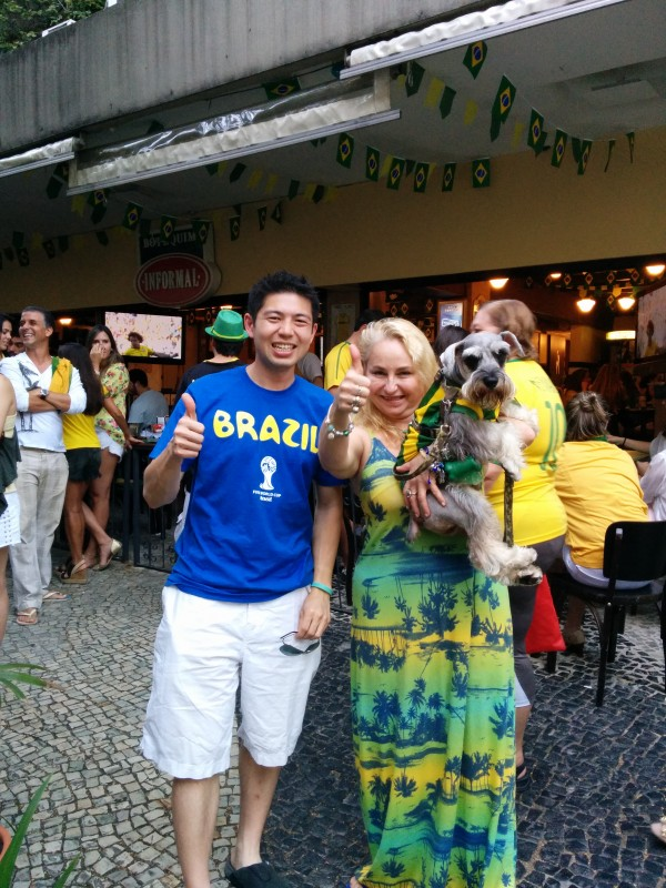 IMG 20140628 160924 600x800 Brazil 2014: What the People and Fan Fests Were Like (Travels In Brazil)