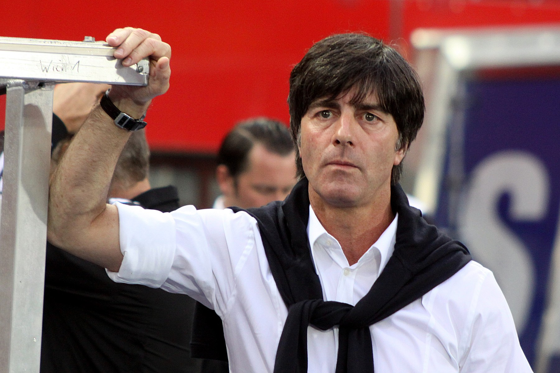 "German Manager Joachim Löw Concerned About ""Brutal and Crude"" Challenges"