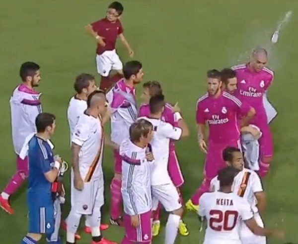 Seydou Keita Reveals Reasons For Incidents Against Real Madrid in International Champions Cup
