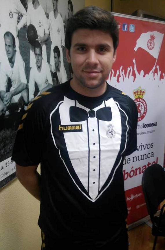 Leonesa2 Spanish Third Tier Side Reveal Tuxedo Themed Shirts