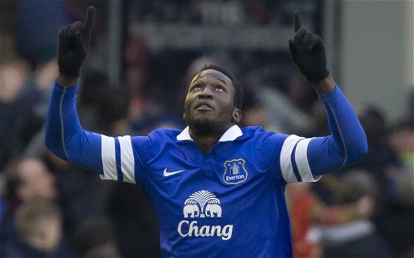 Romelu Lukaku Poised To Join Everton On A 5-Year Deal