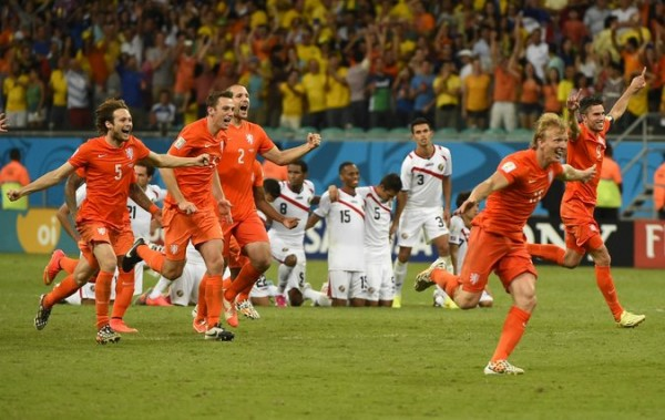 Ned Pens 600x379 Argentina vs. Netherlands Predicted Lineups and Team News