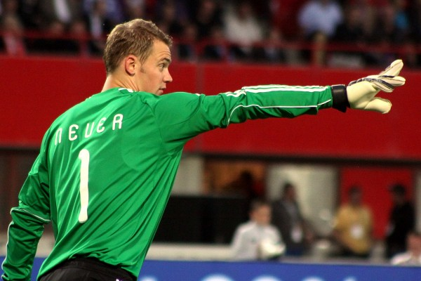 Neuer 600x400 Germanys Manuel Neuer is Redefining The Goalkeeper Position