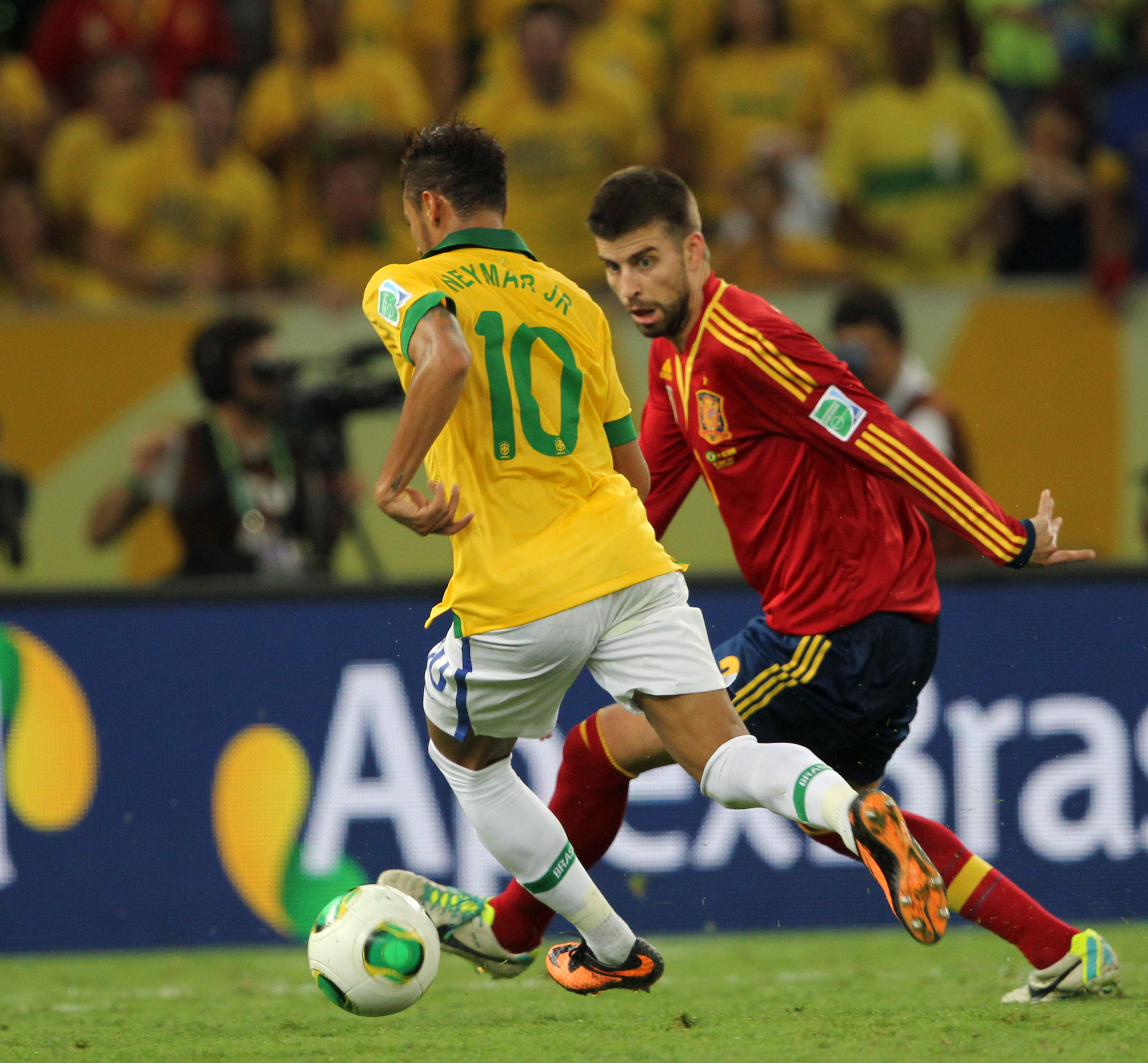 Brazil's Neymar Ruled Out of the World Cup (VIDEO)