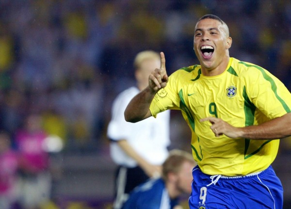 Ronaldo 2002 600x431 WATCH Brazil vs Germany, 2002 World Cup Final; The Full 90 Minutes [VIDEO]