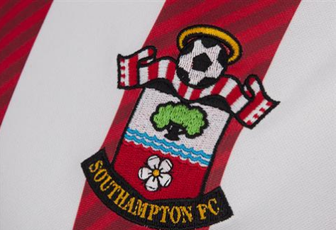 Screen Shot 2014 07 05 at 4.50.15 PM The Stripes Are Back! Southamptons Home Shirt For 2014/15 Season Returns With Classic Design