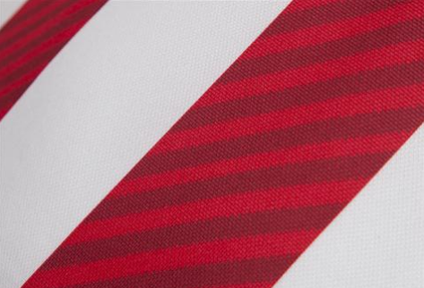 Screen Shot 2014 07 05 at 4.50.22 PM The Stripes Are Back! Southamptons Home Shirt For 2014/15 Season Returns With Classic Design