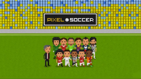 New 'Pixel Soccer' Video Game Needs Your Support On Kickstarter