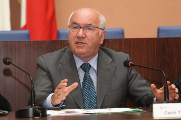 Tavecchio 600x399 Italian Football Federation Vice Chief Carlo Tavecchio Caught In Race Row