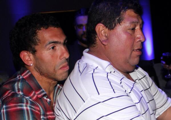 Carlos Tevez's Father Kidnapped, Held For Ransom And Released