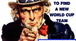 Uncle Sam Wants USMNT Supporters to Find a New 2014 World Cup Team