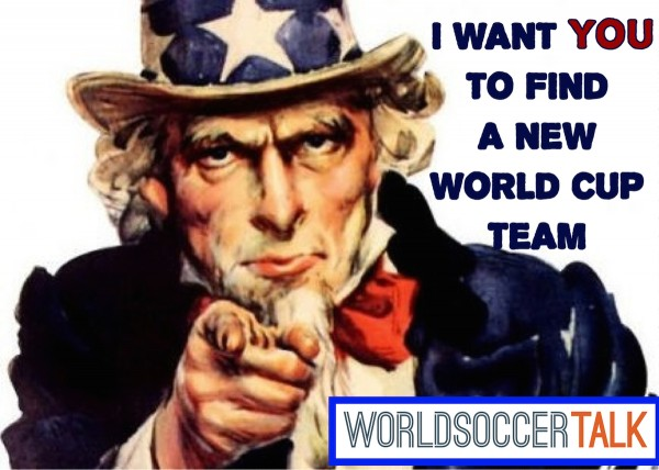 Uncle Sam Wants USMNT Supporters to Find a New 2014 World Cup Team 600x428 Who USA Soccer Fans Should Now Root For in the World Cup