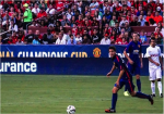 ander herrera 150x105 Manchester United vs Inter Milan, International Champions Cup In Maryland [PHOTOS]