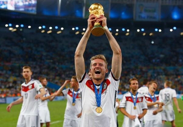 André Schürrle Was Germany's Gamechanger In World Cup Triumph