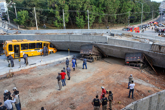 Deaths in Belo Horizonte Overpass Accident Add to Brazil's Poor Record of Work-Related Deaths