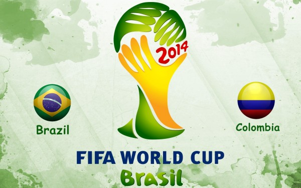 brazil colombia 600x375 Predicted Lineups for Brazil vs Colombia: World Cup Quarterfinal