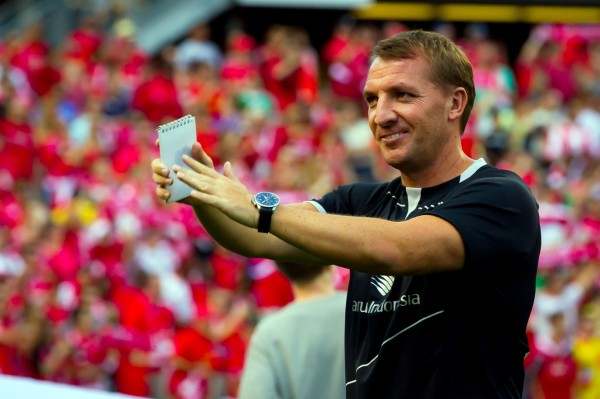 brendan rodgers 600x399 Liverpool Wont Suffer the Same Fate As Tottenham After Summer Spending Spree
