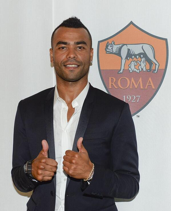 cole Ashley Cole Signs Two Year Deal With AS Roma