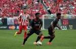 daniel sturridge 150x97 Liverpool vs Olympiacos, International Champions Cup Game in Chicago [PHOTOS]