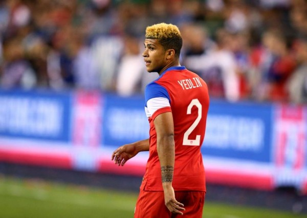 deandre yedlin 600x427 USA World Cup Star DeAndre Yedlin Set to Sign With AS Roma, Says Report
