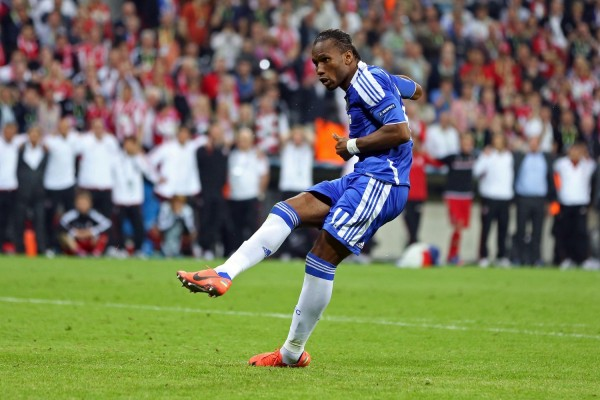 Chelsea star Didier Drogba keen on MLS move