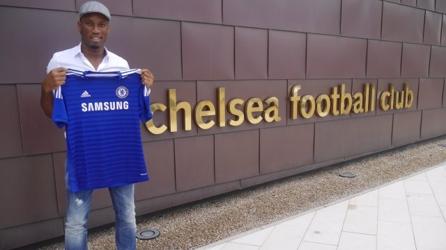 Didier Drogba Returns to Chelsea On 1-Year Deal