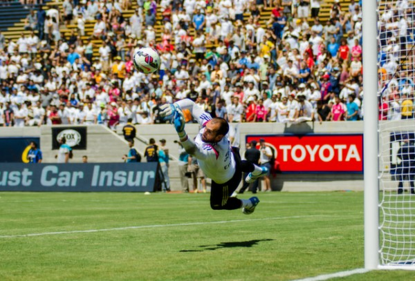 dsc 1903 600x407 Real Madrid vs Inter Milan: International Champions Cup Game at Berkeley [PHOTOS]