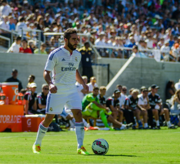 dsc 2386 600x547 Real Madrid vs Inter Milan: International Champions Cup Game at Berkeley [PHOTOS]