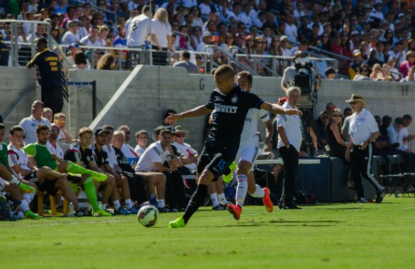 dsc 2506 600x389 Real Madrid vs Inter Milan: International Champions Cup Game at Berkeley [PHOTOS]