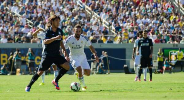 dsc 2629 600x327 Real Madrid vs Inter Milan: International Champions Cup Game at Berkeley [PHOTOS]
