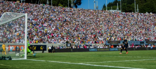 dsc 2797 600x267 Real Madrid vs Inter Milan: International Champions Cup Game at Berkeley [PHOTOS]
