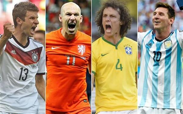 Why Europe Will Eventually Beat South America at Brazil 2014