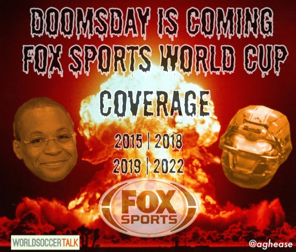 fox world cup doomsday 600x510 What Will FOX Sports World Cup Coverage Look Like?
