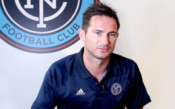Frank Lampard's Move to New York City FC is a Wise Move For Club and Player
