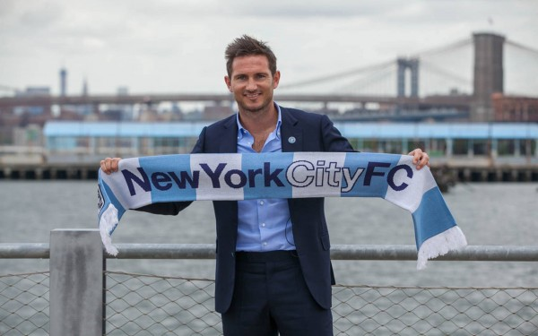 frank lampard new york city fc 600x375 New York City FC Signs England Veteran Midfielder Frank Lampard