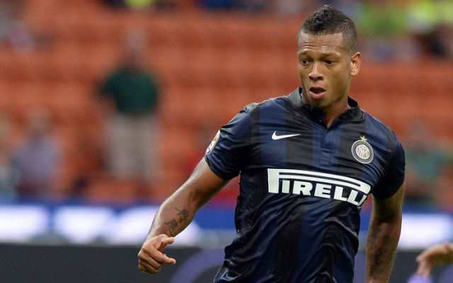 fredy guarin Inter Milan Set To Offer Fredy Guarin For Manchester United Striker Chicharito, Say Reports