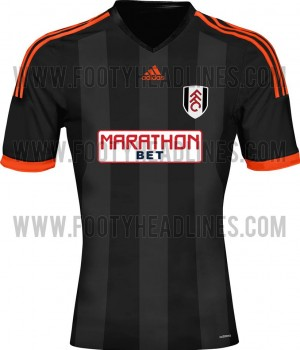 fulham away shirt leaked 300x350 Fulham Home Shirt for 2014/15 Season: Official [PHOTOS]