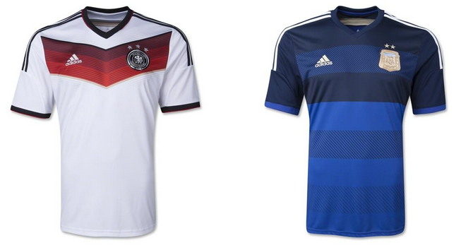 new product bb9c4 04f76 Order Your Germany, Argentina And Other Official World Cup ...