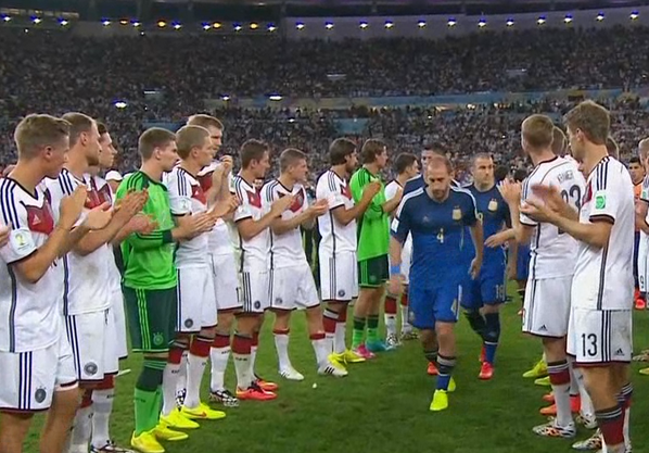 germany argentina2 Player Ratings For Germany 1 0 Argentina in 2014 World Cup Final