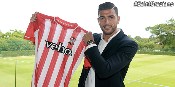 graziano pelle What to Expect From Southampton Striker Graziano Pelle