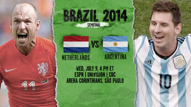 holland argentina Argentina vs Netherland Preview: World Cup Semifinal