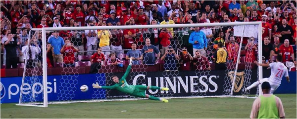 inter mufc penalty 600x241 Manchester United vs Inter Milan, International Champions Cup In Maryland [PHOTOS]