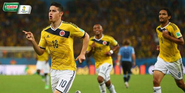 James Rodriguez: The Life Story Of Colombia's Brightest Star
