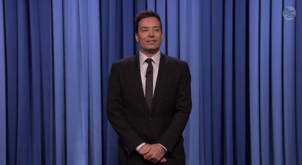 jimmy fallon 600x329 Jimmy Fallon Makes Fun of Argentina and Germany Players On Late Night TV [VIDEO]